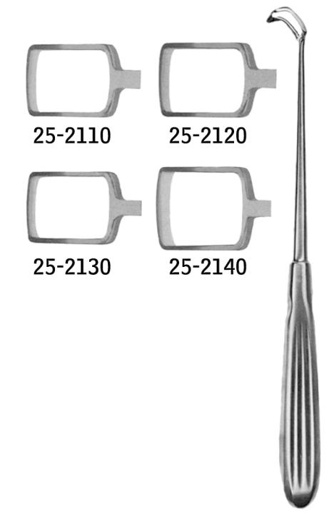 disposable adenoid currettes