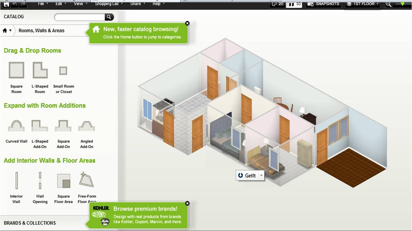 software desain rumah free download